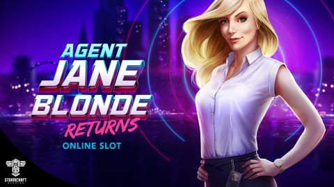 AGENT JANE BLOND RETURNS