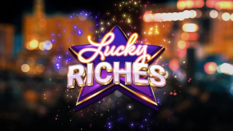 LUCKY RICHES HYPERSPIN