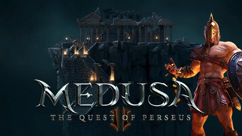 MEDUSA 2: THE QUEST OF PERSEUS