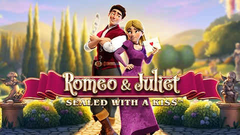 ROMEO & JULIET - SEALED WITH A KISS