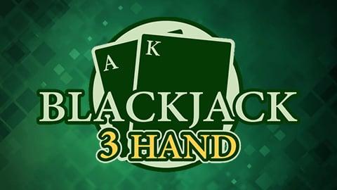 BLACK JACK 3 HAND