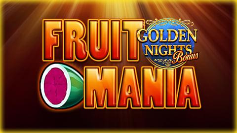 FRUIT MANIA GDN