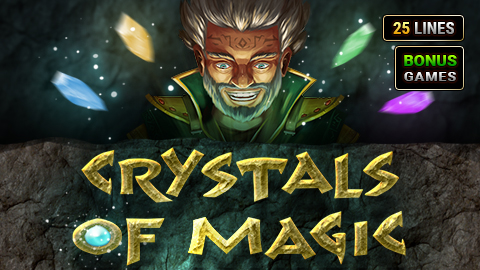 CRYSTALS OF MAGIC
