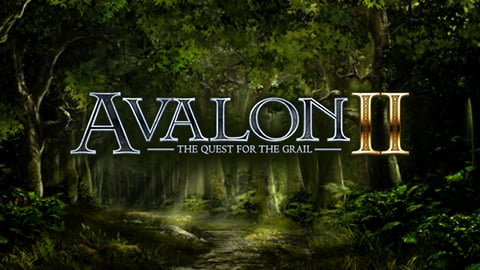 AVALON II - QUEST FOR THE GRAIL