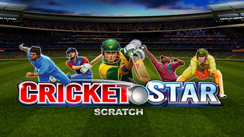 CRICKET STAR SCRATCH