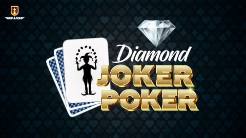DIAMOND JOKER POKER