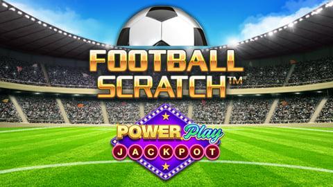 POWER PLAY: FOOTBALL SCRATCH