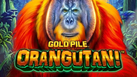GOLD PILE ORANGUTAN!