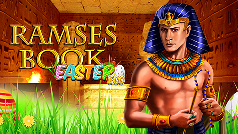 RAMSES BOOK EASTER EGG