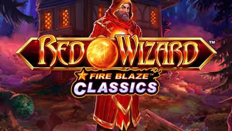 FIRE BLAZE CLASSICS: RED WIZARD