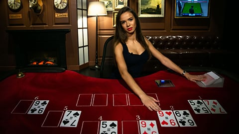 BET ON POKER
