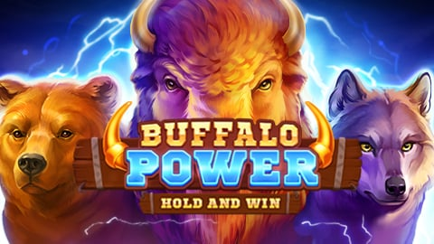 Buffalo Power:Hold and Win