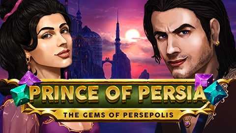 PRINCE OF PERSIA THE GEMS OF PERSEPOLIS