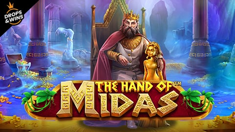 THE HAND OF MIDAS