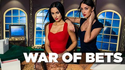 WAR OF BETS