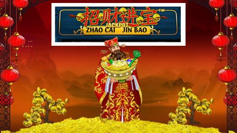 Dragon: Zhao Cai Jin Bao Jackpot